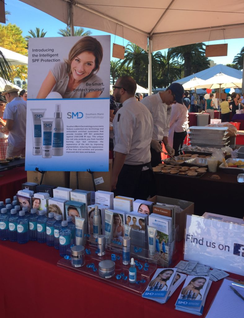 Southern Marin Dermatology of Sausalito sponsors San Francisco's Top